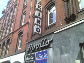 das Apollo-Kino in Linden